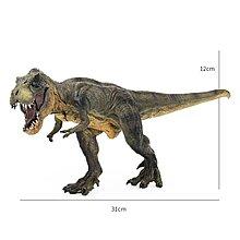 侏羅紀公園 世界 Jurassic World Jurassic Park 暴龍 霸王龍 T Rex 恐龍 仿真 動物 figure 全新 1隻