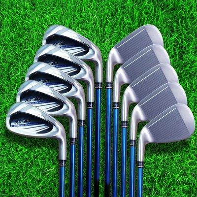 轻奢XXIO/xx10 MP1100高爾夫球桿 鐵桿組 8支裝小草