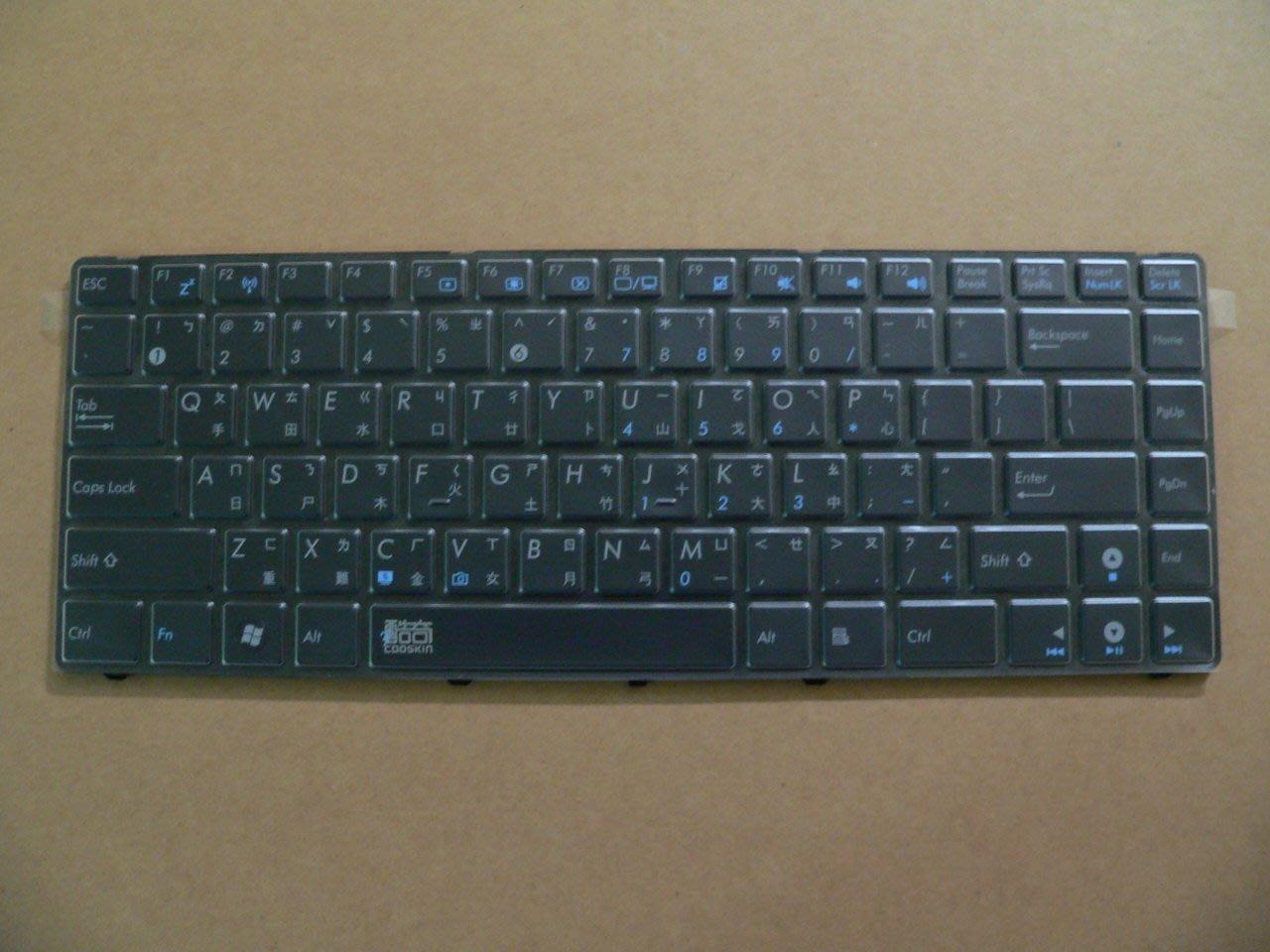 華碩 ASUS TPU鍵盤膜 X35 X35F X35J X35JG X35S X35SD X35SG X32 X32A