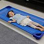 【EASY BABY】兒童高透氣網布地板床(預防背部濕疹涼爽透氣戒尿布首選)(特價檔)