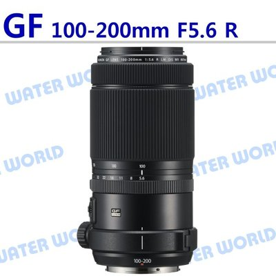 【中壢NOVA-水世界】FUJINON 富士 GF 100-200mm F5.6 R LM OIS WR 一年保固 平輸