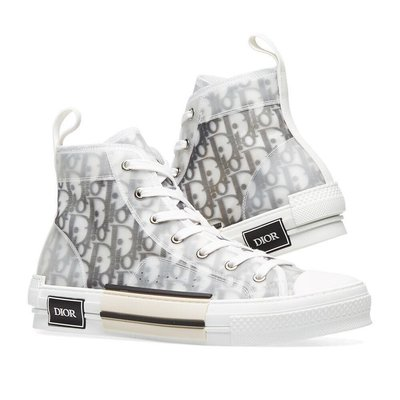 Dior Homme B23 High Top 鞋 迪奧