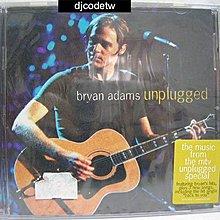 【djcodetw-CD】L1 Bryan Adams-MTV原音重現 unplugged(全新)