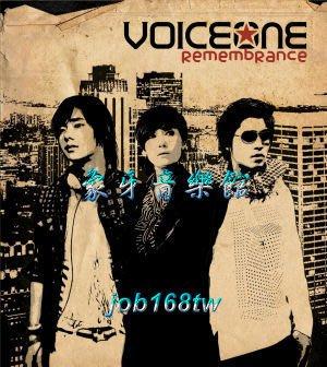 【象牙音樂】韓國人氣團體-- Voice One Mini Album - Remembrance