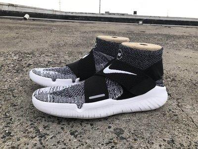 【RS只賣正品】NIKE FREE RN MOTION FK 2018 襪套鞋 健身鞋 慢跑鞋 942840-001