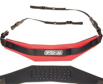 *OP/TECH PRO STRAP 美國製造 USA  相機減壓背帶 紅 黑 藍 綠