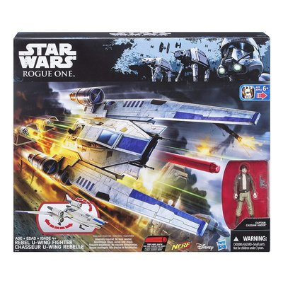 HASBRO Star Wars 星際大戰 3.75吋人偶+NERF子彈款~請詢問價格/庫存