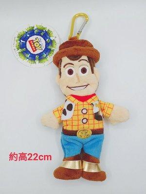 日本迪士尼商品 胡迪公仔袋吊飾