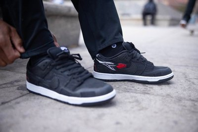 【S.M.P】Wasted Youth x Nike SB Dunk Low Black 黑 DD8386-001