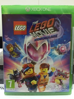全新 XBOX ONE XB1 X1 THE LEGO MOVIE 2 VIDEOGAME 樂高玩電影2 行貨中英文版