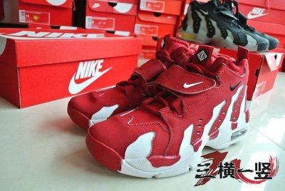 三橫一竖 NIKE AIR DT MAX '96 90 95 1 VEER JORDAN GD 魔鬼簪 紅白 黑 女鞋
