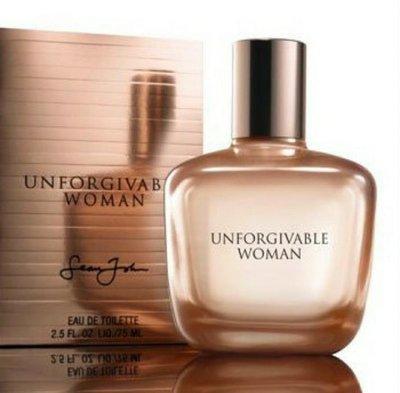 Sean John Unforgivable Woman 吹牛老爹不可原諒女性香水/1瓶/75ml-新品正貨
