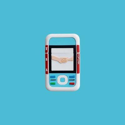 airpods保護套 懷舊復古諾基亞AirPods保護套創意蘋果2代無線藍牙耳機殼硅膠男女 耳機保護套 嘉義百貨