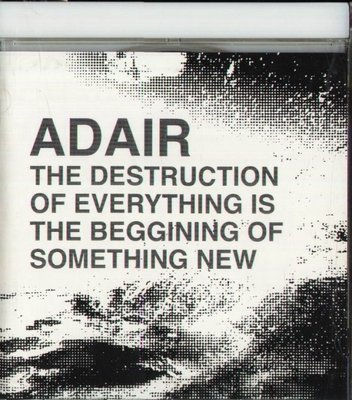 八八 - ADAIR - The Destruction of Everything - 日版