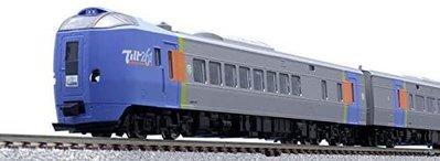TOMIX 92595 JR キハ261-1000系特急ディーゼルカー(スーパーとかち)基本セット(3両