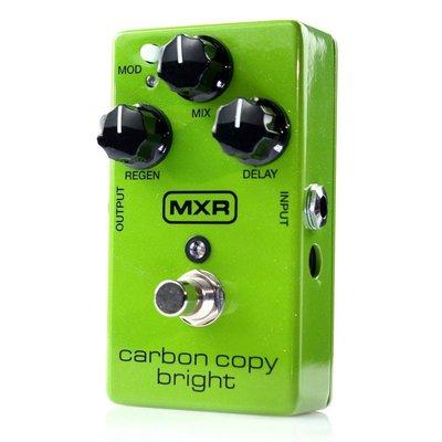 『放輕鬆樂器』 全館免運費 DUNLOP M269SE MXR Carbon Copy Bright Delay 延遲音