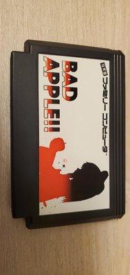 懷舊紅白機遊戲卡帶【BAD APPLE 】