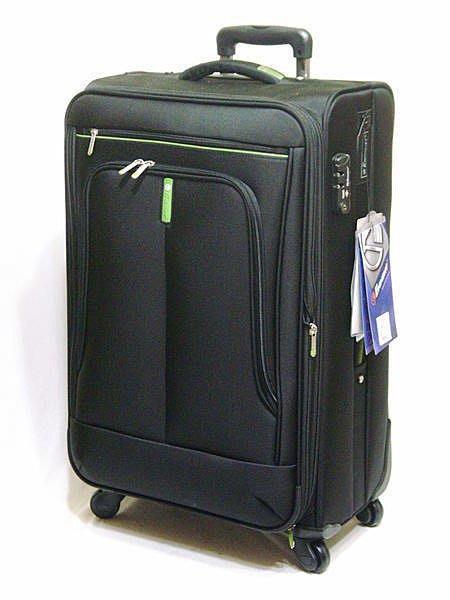 《葳爾登》25吋EMINENT隱藏式拉桿登機箱多層收納行李箱【耐操型】海關鎖360度旅行箱25吋324黑色
