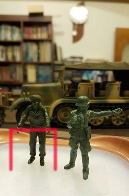 《廣寶閣》田宮Tamiya模型 1/ 35 二戰德軍兩個一標 50元 戰車長與砲兵指揮官 TA-014 基隆市