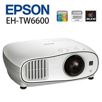 EPSON EH-TW6600 3D ...