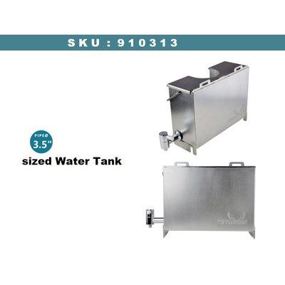 【綠色工場】WINNERWELL910313 /RV-SWH3.5STOVE WATER HEATER L號不鏽鋼燒水壺