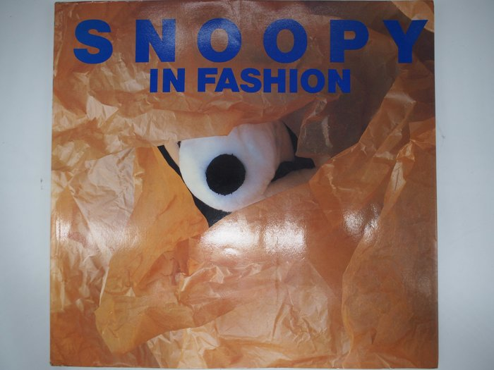 【月界二手書店】SNOOPY IN FASHION_Connie Boucher_史奴比_1988年 〖收藏〗AJJ