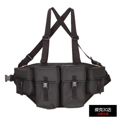 【促銷免運】相機包戶外抓拍專業攝影腰包雙肩斜背數碼相機包鏡頭包【傑克3C店】