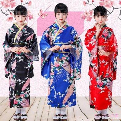 中大尺碼女童和服 日本兒童復古六一兒童節學生合唱演出舞蹈表演日式服 DR22856【】