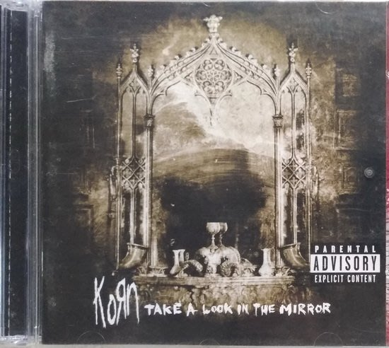《絕版專賣》Korn 崆樂團 / Take A Look In The Mirror 自醒 (CD+VCD)