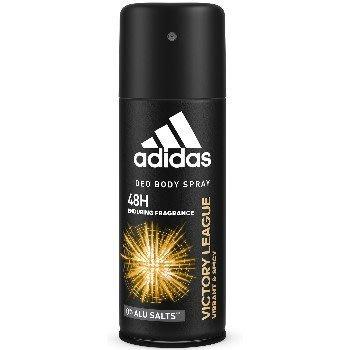 Adidas 愛迪達男用香體噴霧(卓越自信) 150ml《四季花蕊》