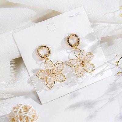 歐美日韓時尚設計耳環連線款預購