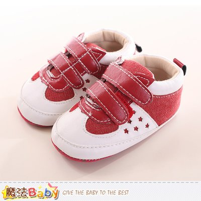 寶寶鞋 嬰幼兒止滑學步鞋 魔法Baby g3067b