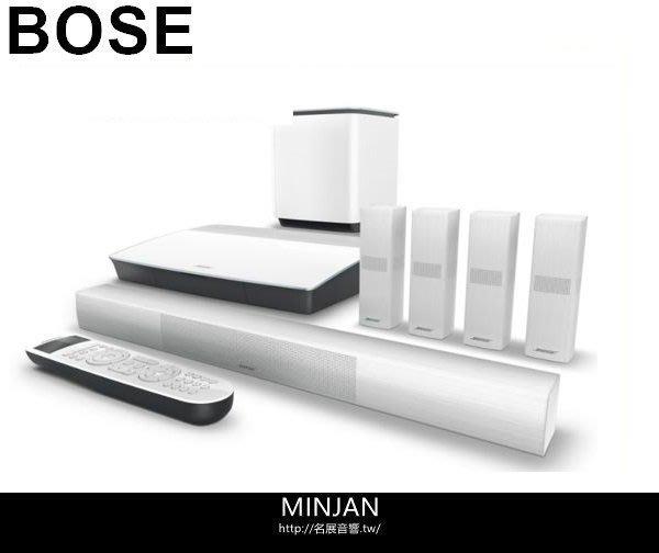【贈發燒線材】BOSE LS 650 無線 Sound bar 5.1聲道家庭娛樂音響組 貿易商貨(含喇叭架)