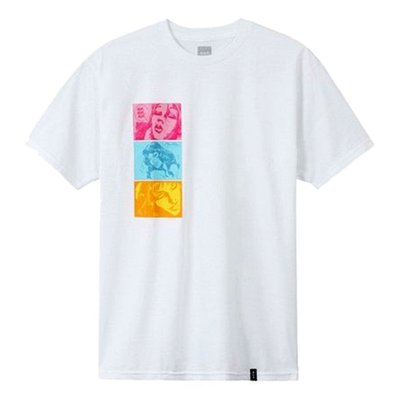 HUF 男女 COMING OF AGE TEE WHITE 短T 白【A-KAY0】【TS00798WHIT】