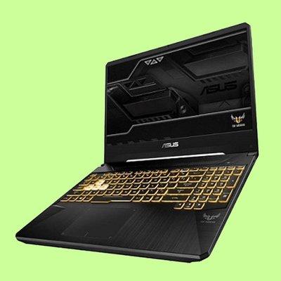5Cgo【聯強】華碩 薄邊框TUF GAMING筆電 (FX505GE-0141A8750H)  2年國際保    含稅