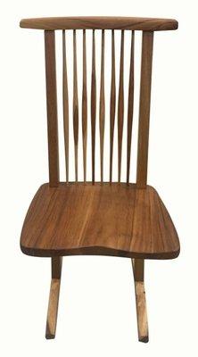 【樂居二手家具館】中古傢俱 DNA615GE*雨豆木實木餐椅 餐桌*中古辦公家具買賣 會議桌椅 滿千送百豐富喜悅苗栗彰化