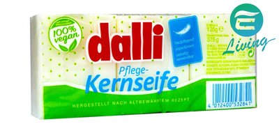 【易油網】德國 DALLI 洗衣肥皂 方便攜帶 125g*3個 旅行必備 PERSIL SEBAMED #32841
