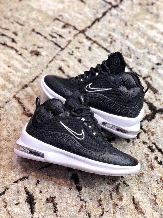 Nike air max Axis Mid 中高 緩震 三色 復古氣墊運動慢跑休閒鞋 男女鞋