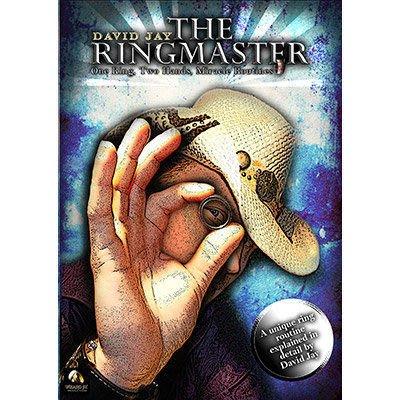 【意凡魔術小舖】Ring Master by David Jay (2011 震撼戒指控制)(純手法)