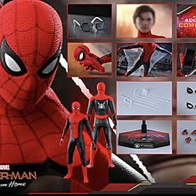 8/7 Hottoys Spider-Man Far Home upgraded suit