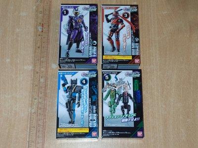 全新外盒有傷 Bandai 幪面超人 Kamen Rider 裝動 Plus 2 盒蛋食玩 不齊套 圖中4款(不散賣)