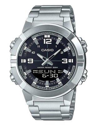 【萬錶行】CASIO 時尚雙顯 10 年電池 AMW-870D-1A