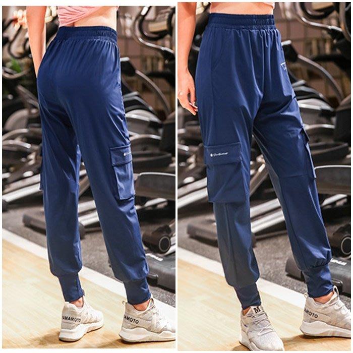 喬羽中大碼~顯瘦口袋造型運動褲 穿到100公斤 L-4XL  Z091003