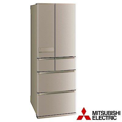 MITSUBISHI三菱 525公升 1級變頻6門電冰箱 MR-JX53C-N-C 日本原裝