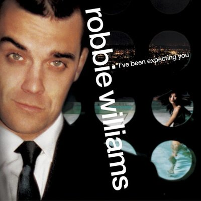 Robbie William ---羅比威廉斯 - I'VE BEEN EXPECTING YOU ( CD+DVD )