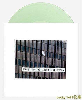 Lucky 1of1收藏Mitski Bury Me At Makeout Creek 透明綠膠 LP 黑膠 限量250