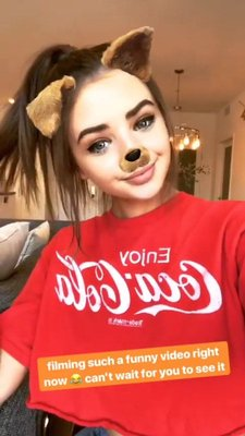 Urban outfitters junk food Coca Cola 可口可樂紅色短版t恤