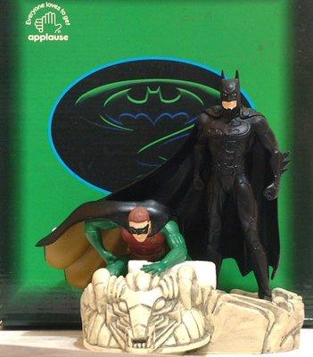 蝙蝠俠+綠色羅賓-GK模型人偶