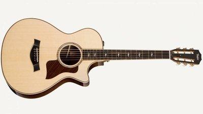 ♪ Your Music 愉耳樂器 ♪Taylor 812ce 12-Fret BRAZILIAN 巴西玫瑰木民謠吉他