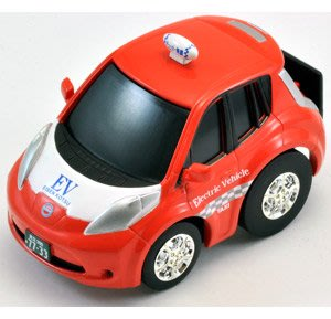 【秉田屋】TomyTec Z-09c Choro-Q 阿Q Zero Nissan 日產 Leaf Taxi 計程車
